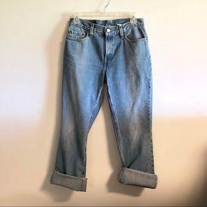Levi's 515 High Waisted Jeans